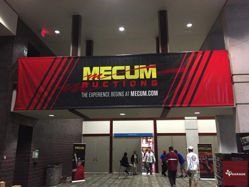 Mecum Auto Auctions – Austin TX