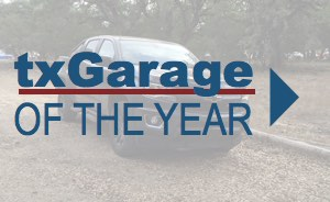 txGarage - Car, Truck, and SUV of the Year