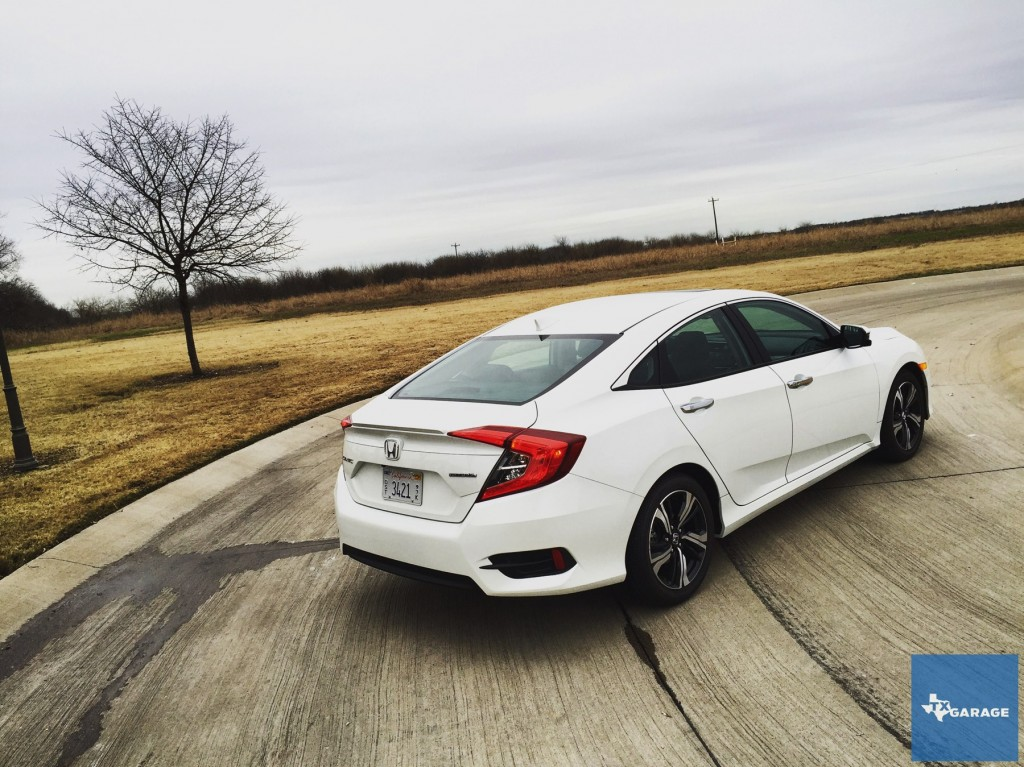 2016 Honda Civic Touring – Quick Look Video | | txGarage