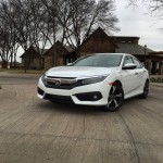 2016 Honda Civic Touring 1.5 turbo