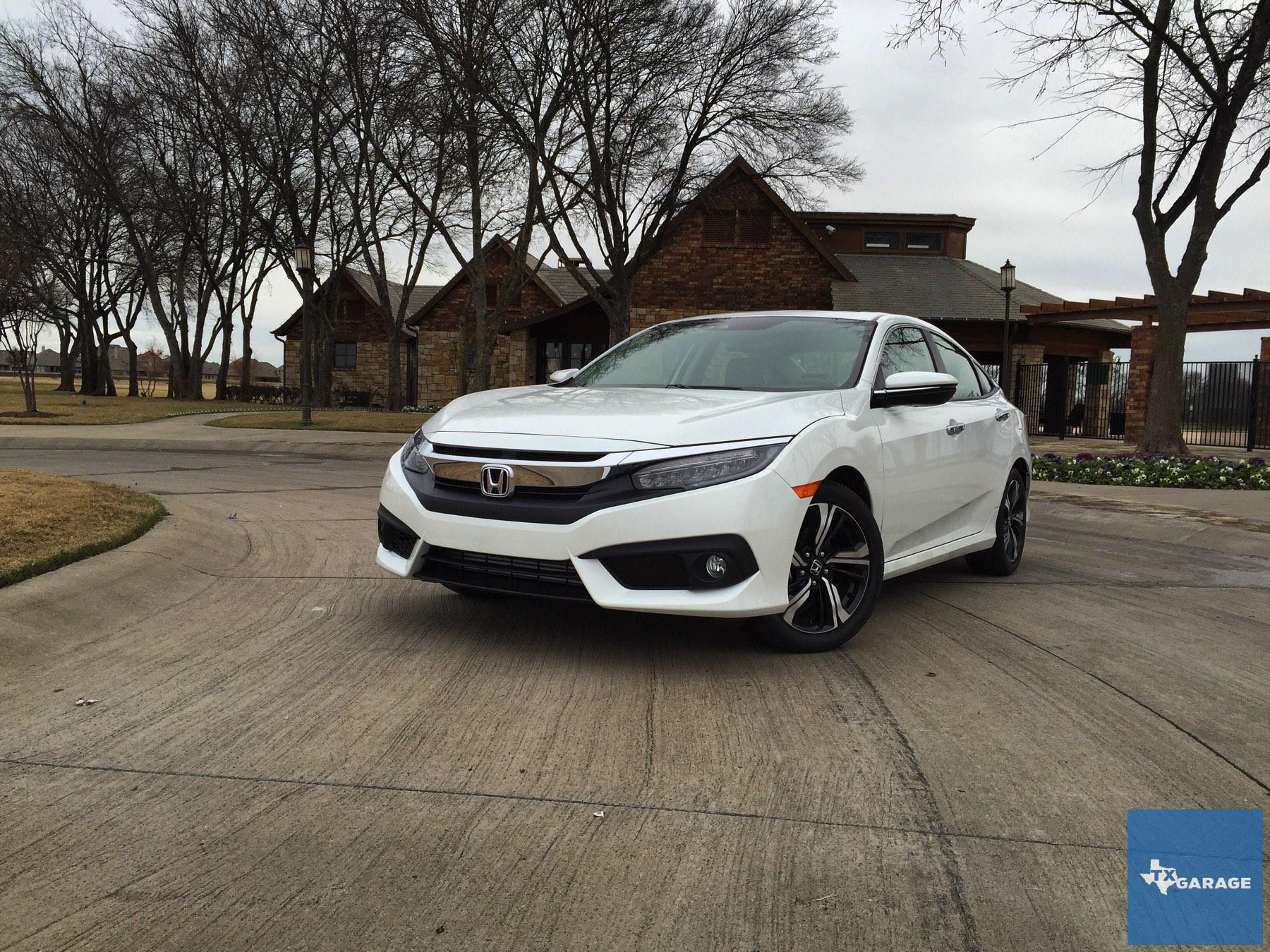 2016 Honda Civic by txGarage