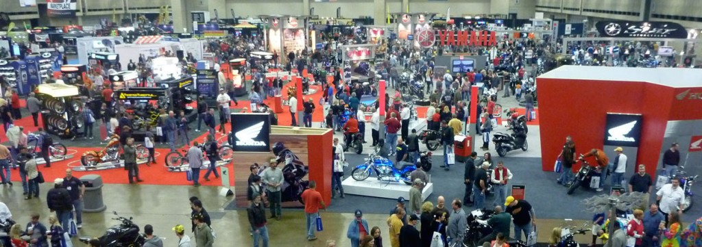 2016 Progressive International Motorcycle Show Two Close For Comfort Txgarage