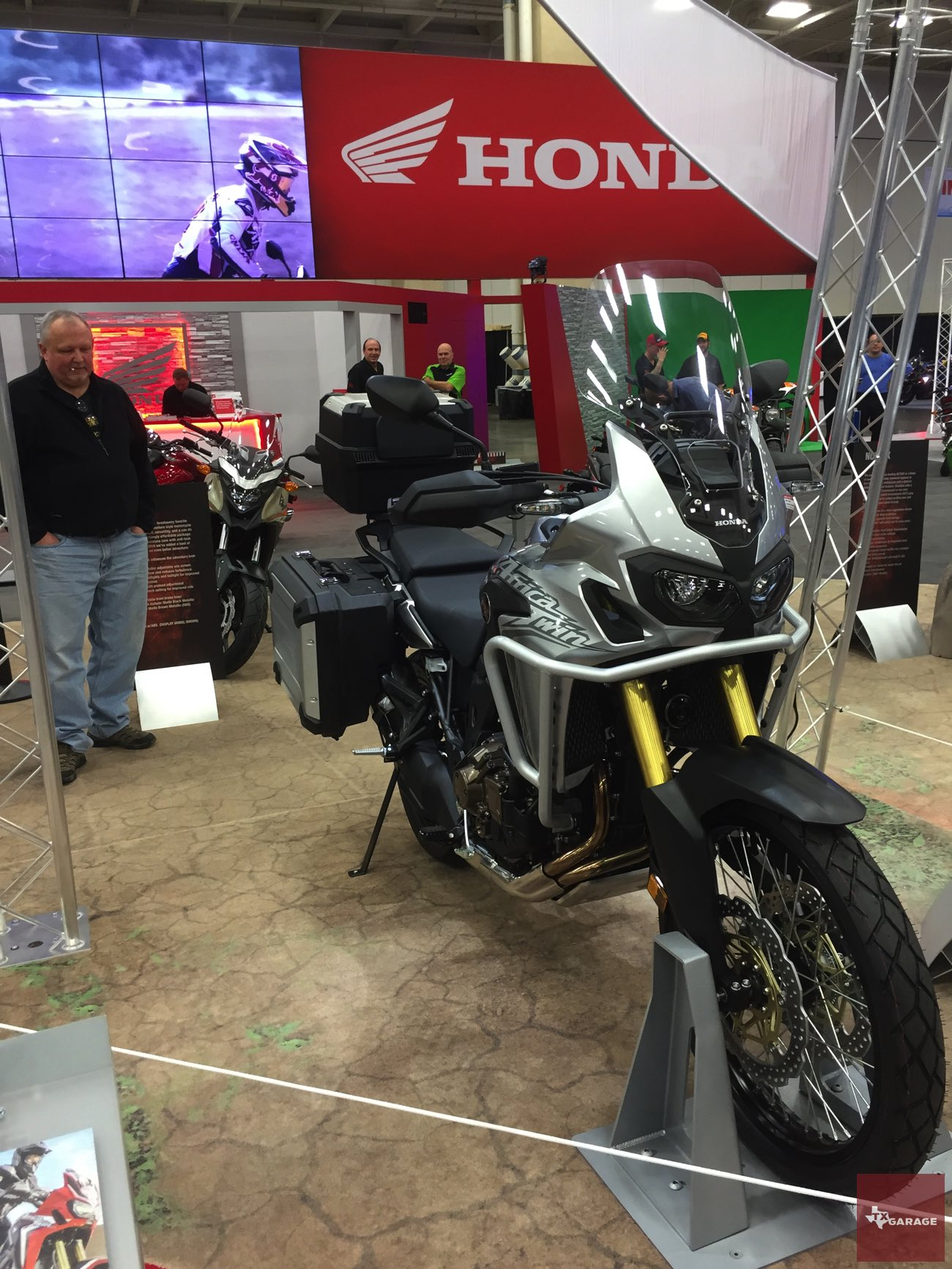 Progressive International Motorcycle Show Dallas 004
