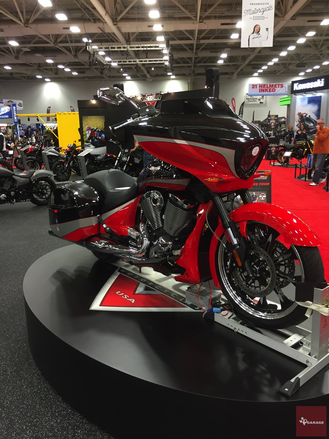 Progressive International Motorcycle Show Dallas 009