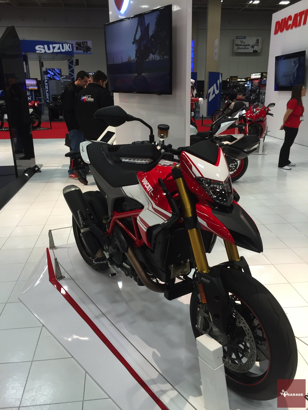 Progressive International Motorcycle Show Dallas 020
