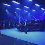 All-New Nissan Armada at the 2016 Chicago Auto Show