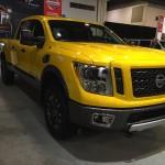 2016 Nissan Titan XD - named Truck of Texas