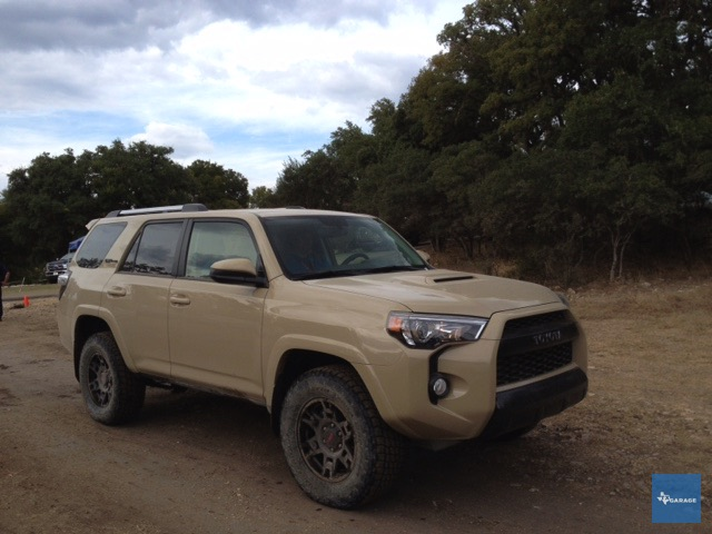 Txgarage David Boldt S Review Of The 2016 Trd Pro Toyota 4runner Forum Largest