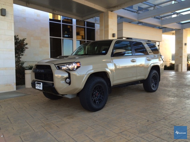 2016 toyota 4runner trd pro social climber txgarage. Black Bedroom Furniture Sets. Home Design Ideas