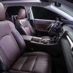 Inside the 2016 Lexus RX 450h