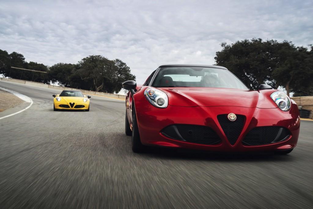 Alfa Romeo C Spider You Say Good Buy I Say Halo TxGarage - Buy alfa romeo 4c