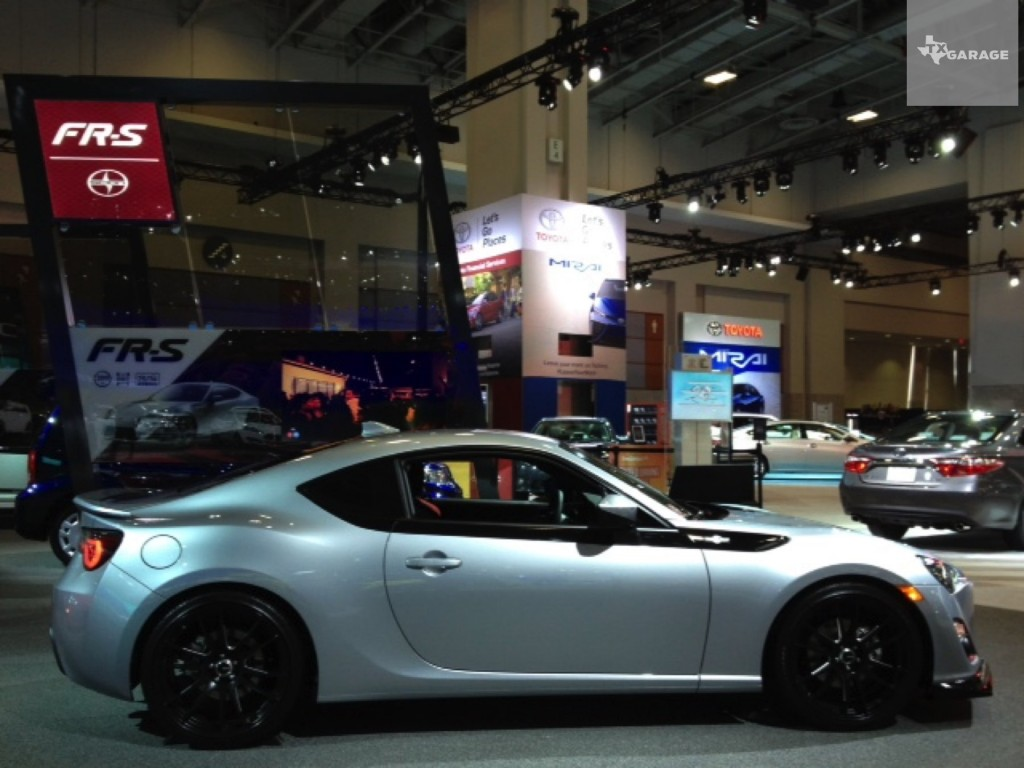 iCandy - the Scion FR-S (soon to be Toyota FR-S)