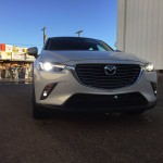 The CX-3 has the looks and utility but still drives like a Mazda!