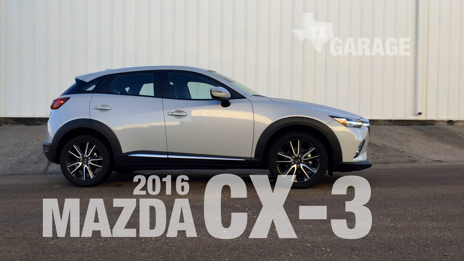 The 2016 Mazda CX-3 by txGarage