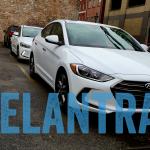 The 2017 Hyundai Elantra in New Orleans - by txGarage