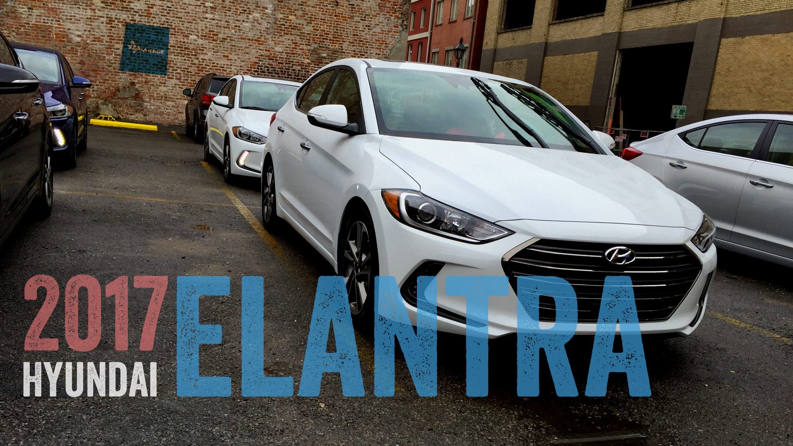 The 2017 Hyundai Elantra in New Orleans - by txGarage