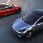 The Tesla Motors Model 3