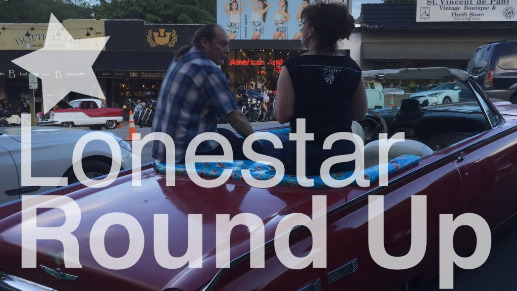 15th ANNUAL LONESTAR ROUND UP  Austin, Texas. Apr 8th and 9th, 2016
