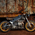 HOMEGROWN: CHAD BALLARD'S 2004 BUELL XB12S