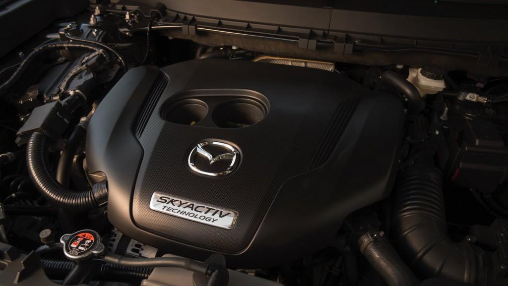 SKYACTIV-G 2.5T Dynamic Pressure Turbo DOHC 4-cylinder 227 hp / 310 torque