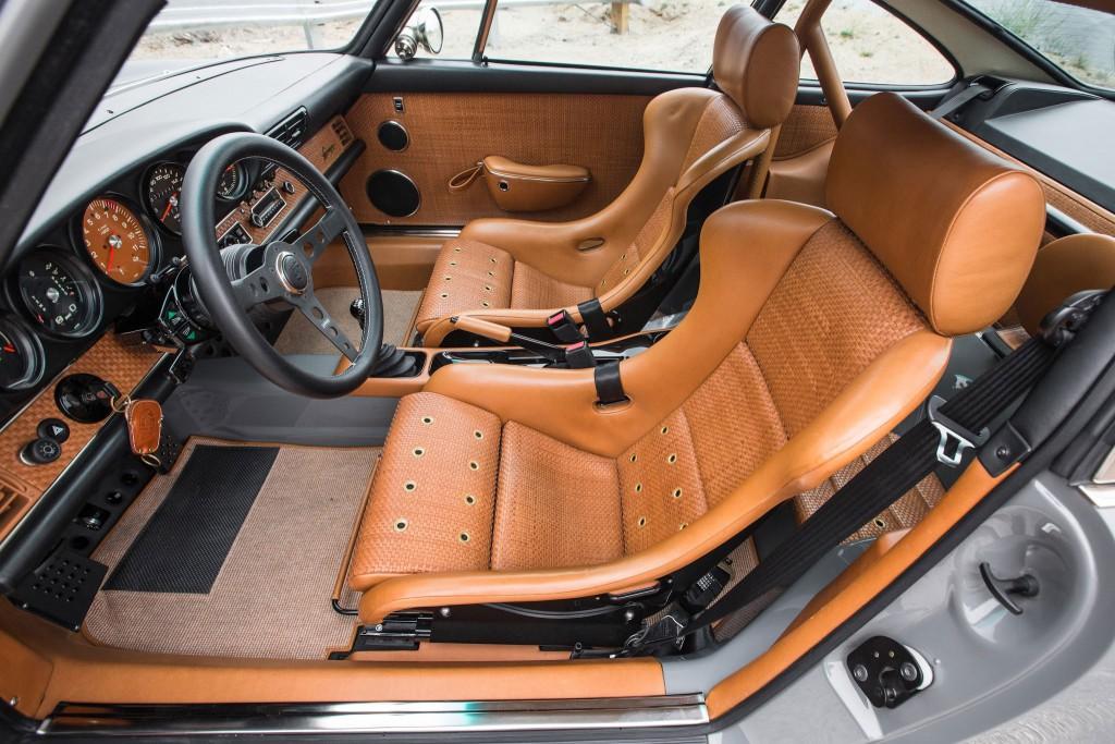 1990 Porsche 911 Reimagined by Singer Vehicle Design