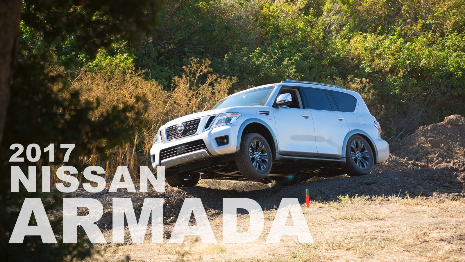 What Floats Your Boat? Nissan's New Armada Morphs From Barge to Sleek Yacht