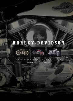 Quarto Publishing Harley Davidson
