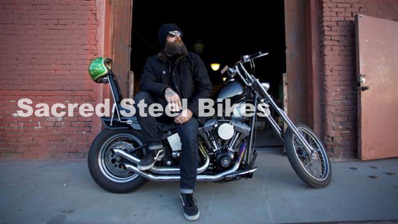 Sacred Steel Bikes