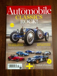 Automobile Magazine understands your passion for all things automotive.