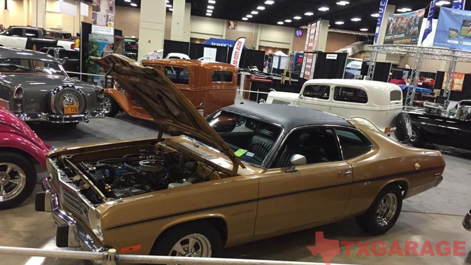2016 San Antonio Auto Show
