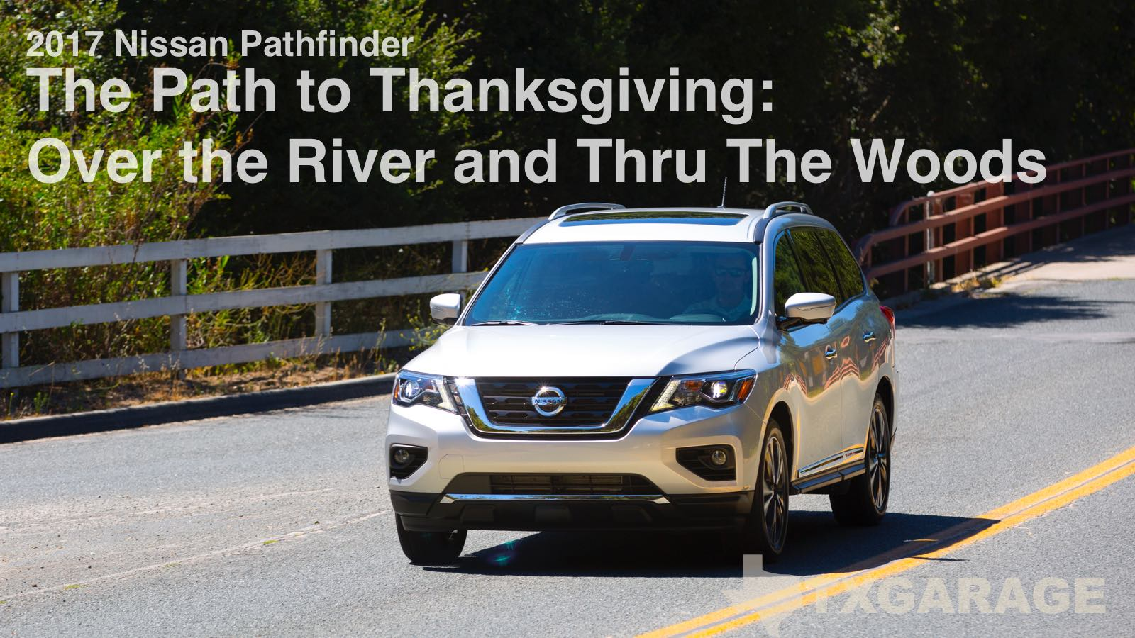 2017 Nissan Pathfinder reviewed