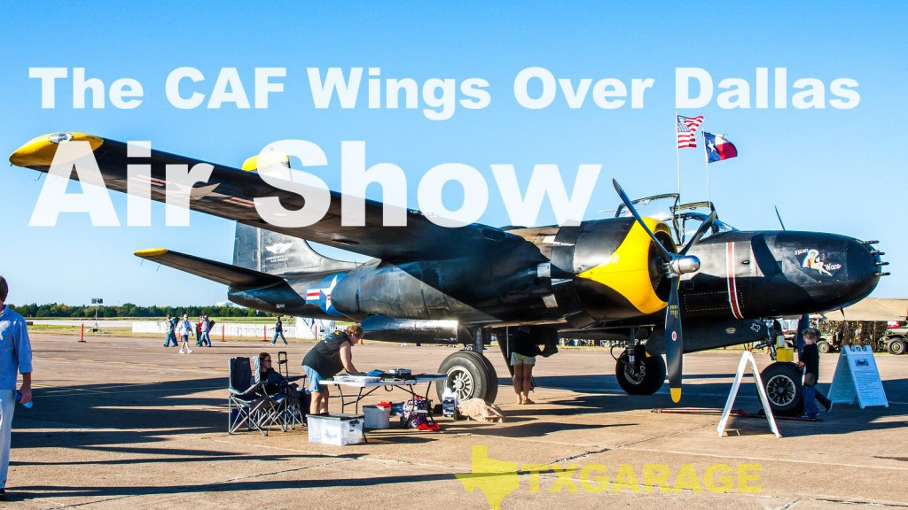 The CAF Wings Over Dallas Air Show