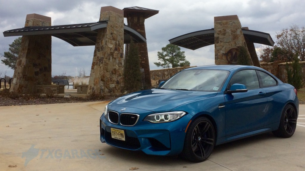 2016 BMW M2 reviewed by David Boldt - txGarage