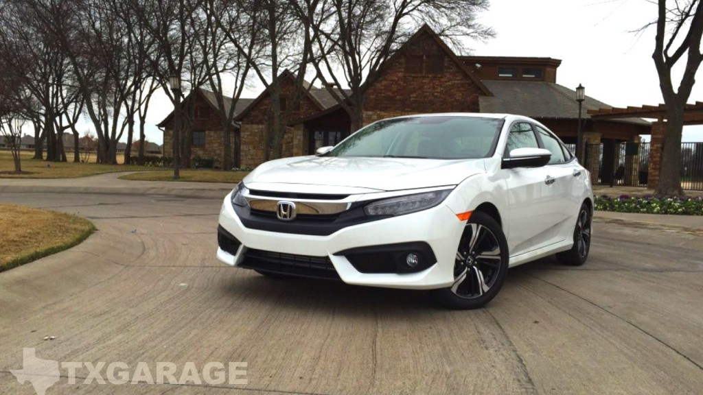 2016 Honda Civic review by Steve Kursar - txGarage
