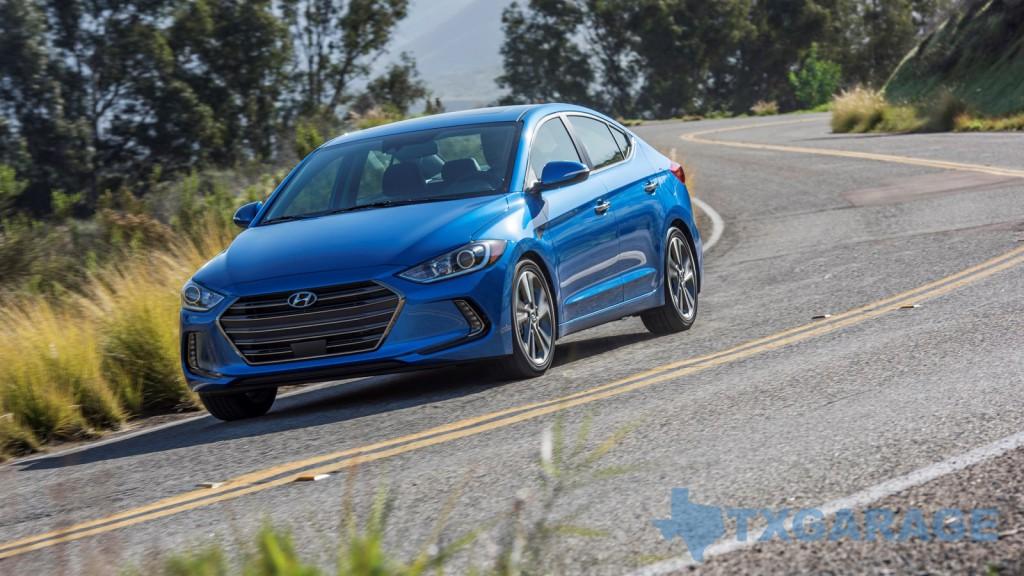 2017 Hyundai Elantra reviewed by Steve Kursar - txgarage