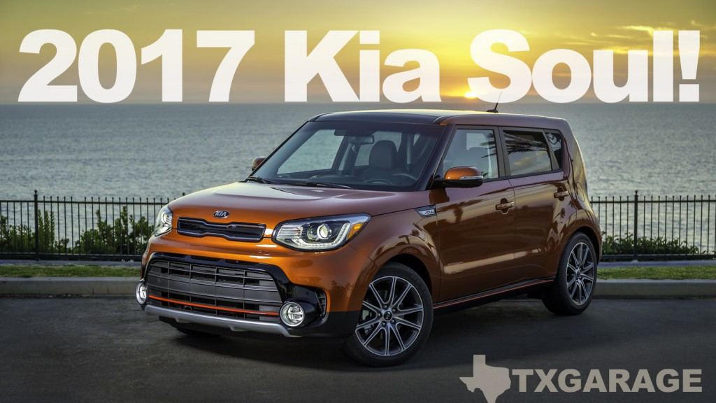 2017 Kia Soul turbo reviewed by David Boldt