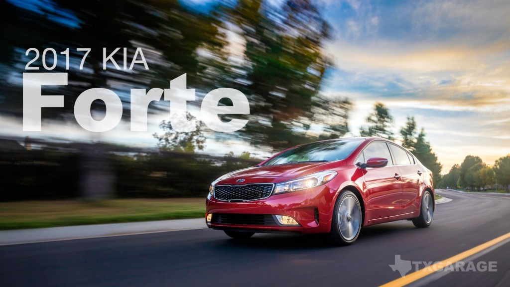 2017 Kia Forte Sean reviewed by David Boldt - txGarage