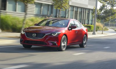 2017 Mazda Mazda6 reviewed by David Boldt - TXGARAGE