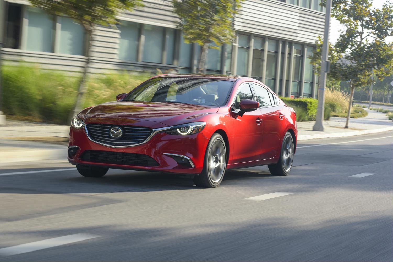 2017 Mazda Mazda6 reviewed by David Boldt - TXGARAGE