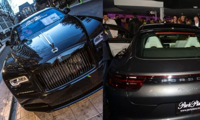 Rolls-Royce Motorcars Dallas and Park Place Porsche