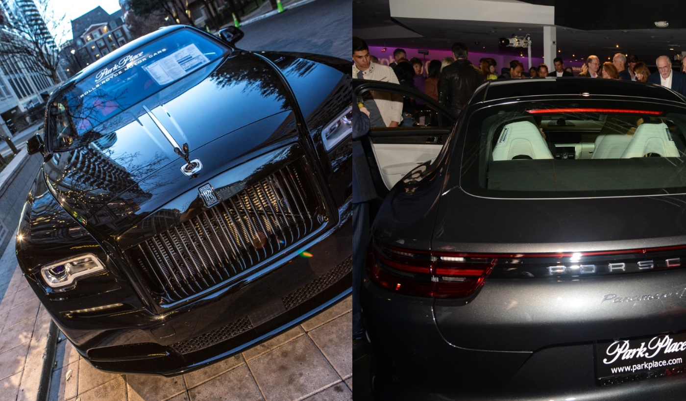 Rolls-Royce Motorcars Dallas and Park Place Porsche: Classics…Front to Back | txGarage