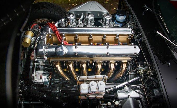 Jaguar's iconic six