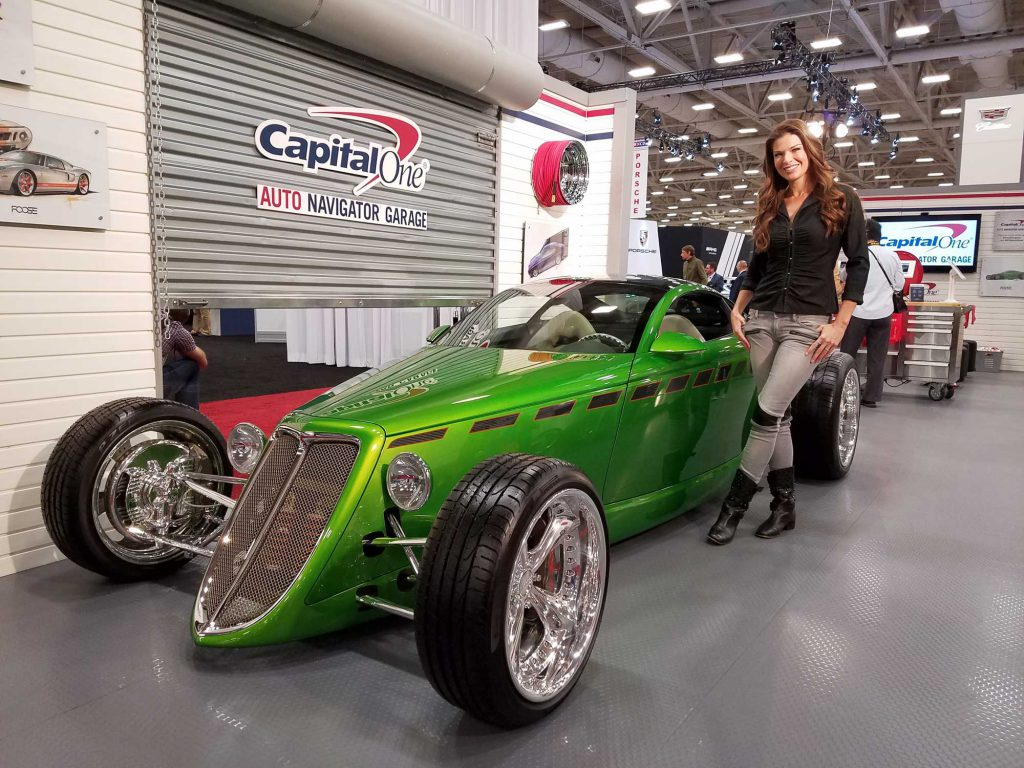 2017 Dfw Auto Show Capital One Overhauls Auto Financing