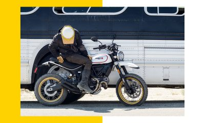 Ducati Desert Sled 2 Courtesy of Ducati North America