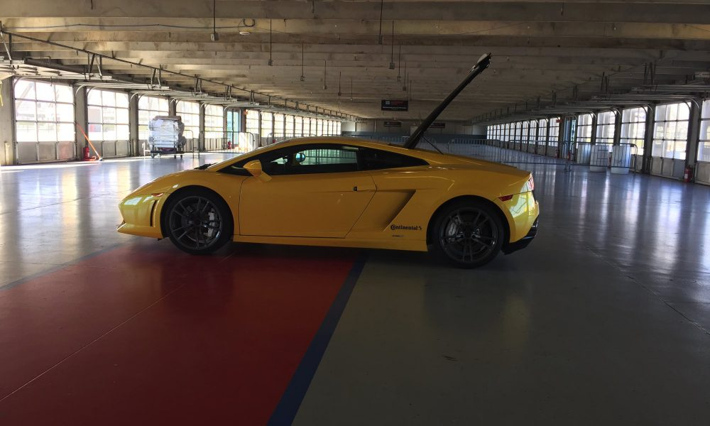 The Fittipaldi Exotic Driving Experience If The Racing