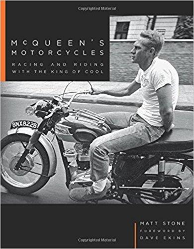 McQueen Motorcycles Matt Stone