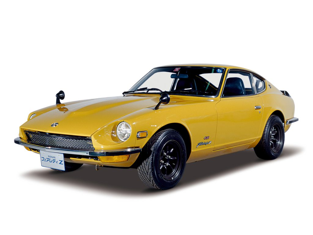 The first-generation Fairlady Z