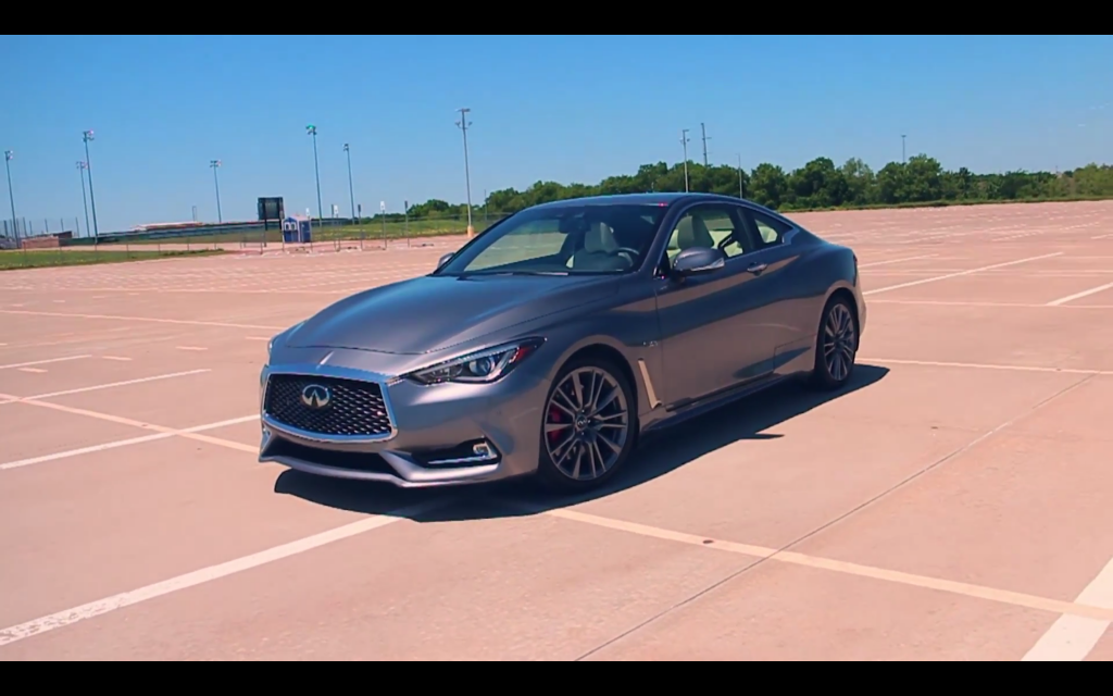 2017 Infiniti Q60 Red Sport 400 Video Review Txgarage