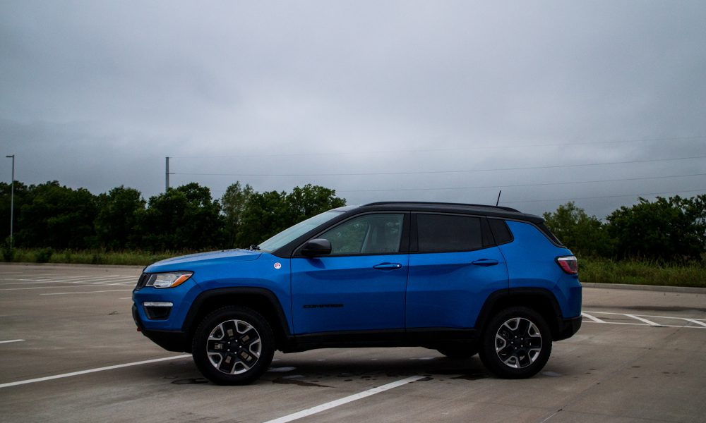 2017 Jeep Compass Trailhawk Video Review Txgarage