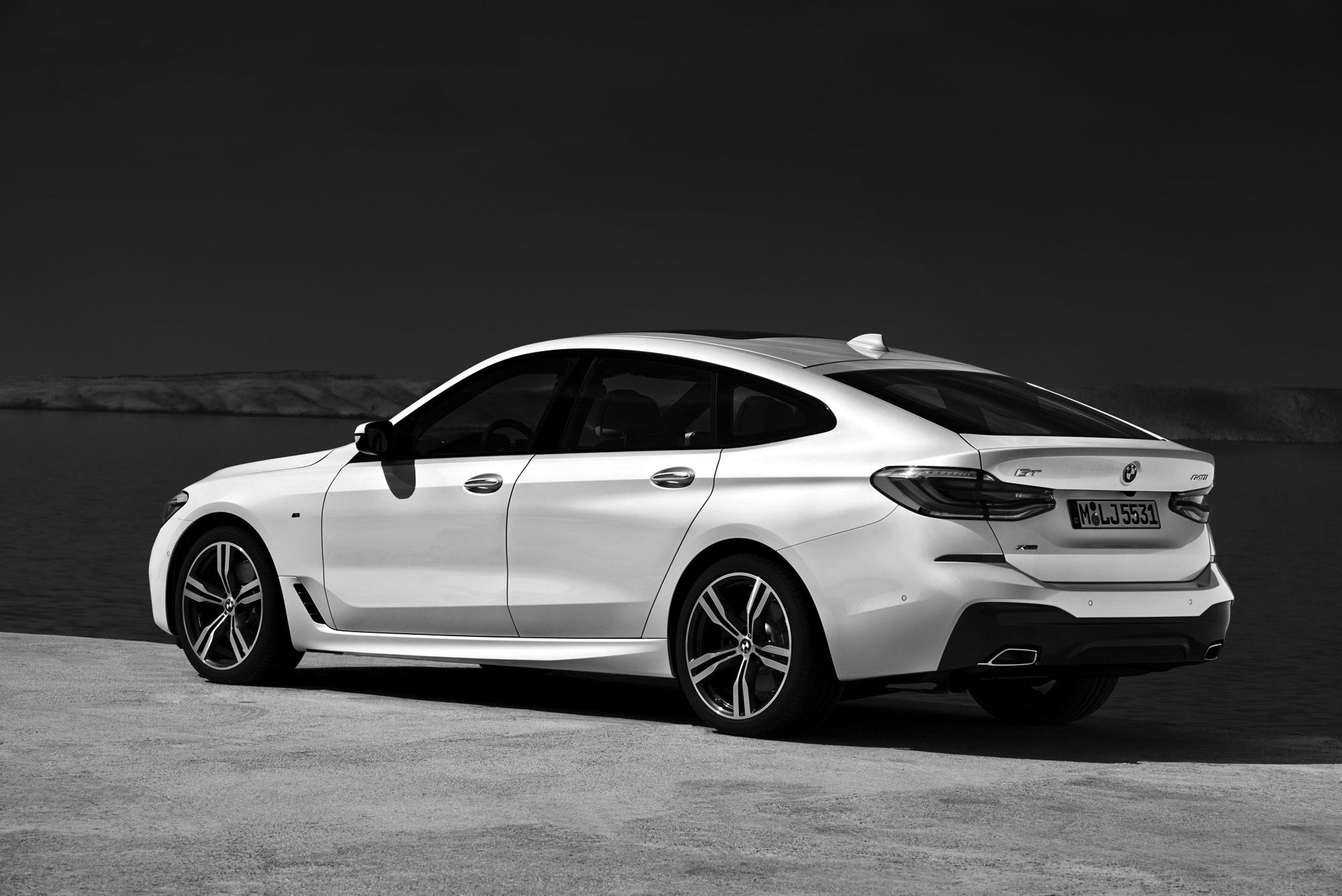 2018 BMW 6 Series Gran Turismo 66